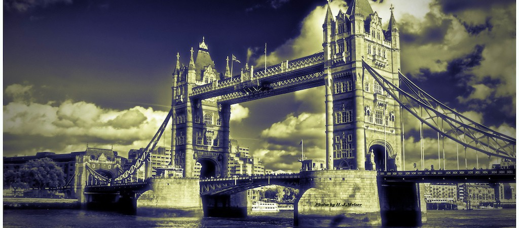 Tower Bridge| © hans-jürgen2013/Flickr