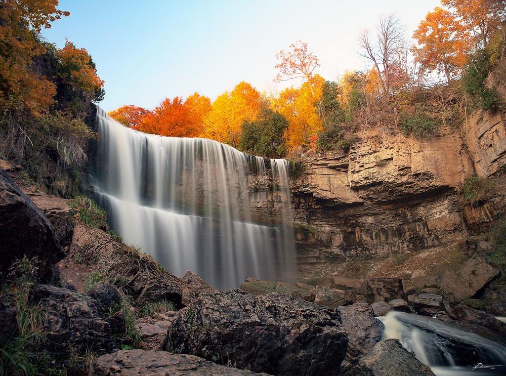 Hamilton Falls | © Paul Bica/Flickr