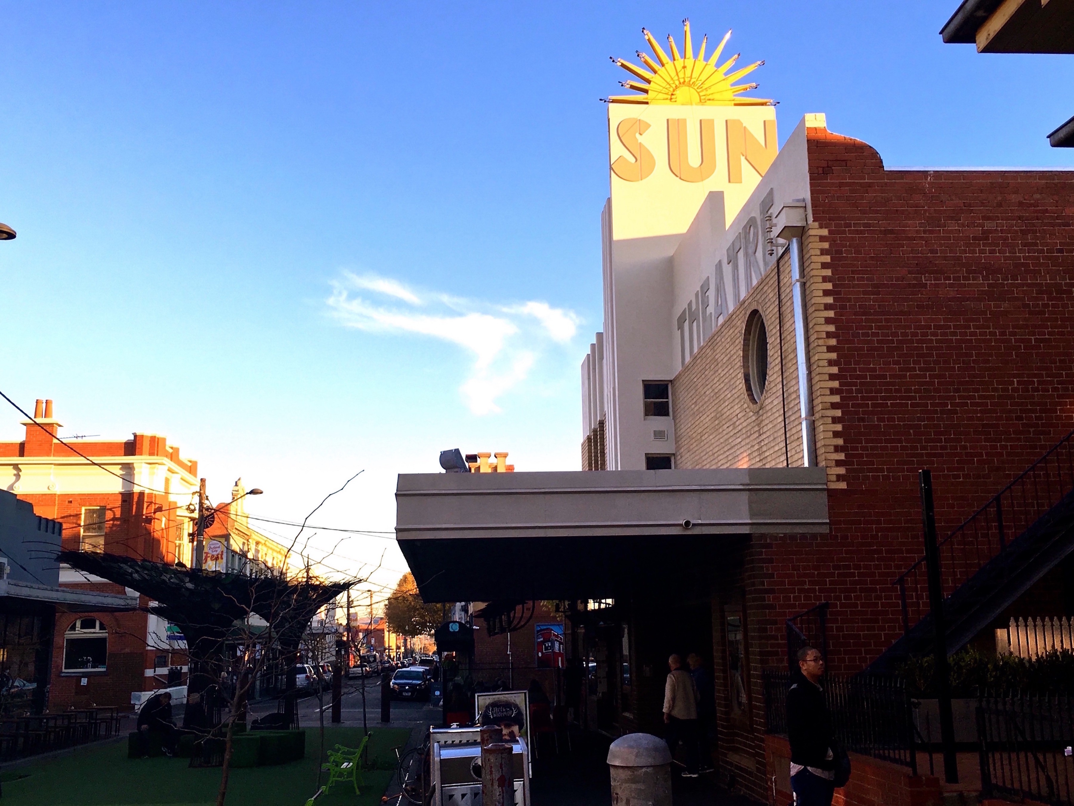 Outdoor Dining Yarraville