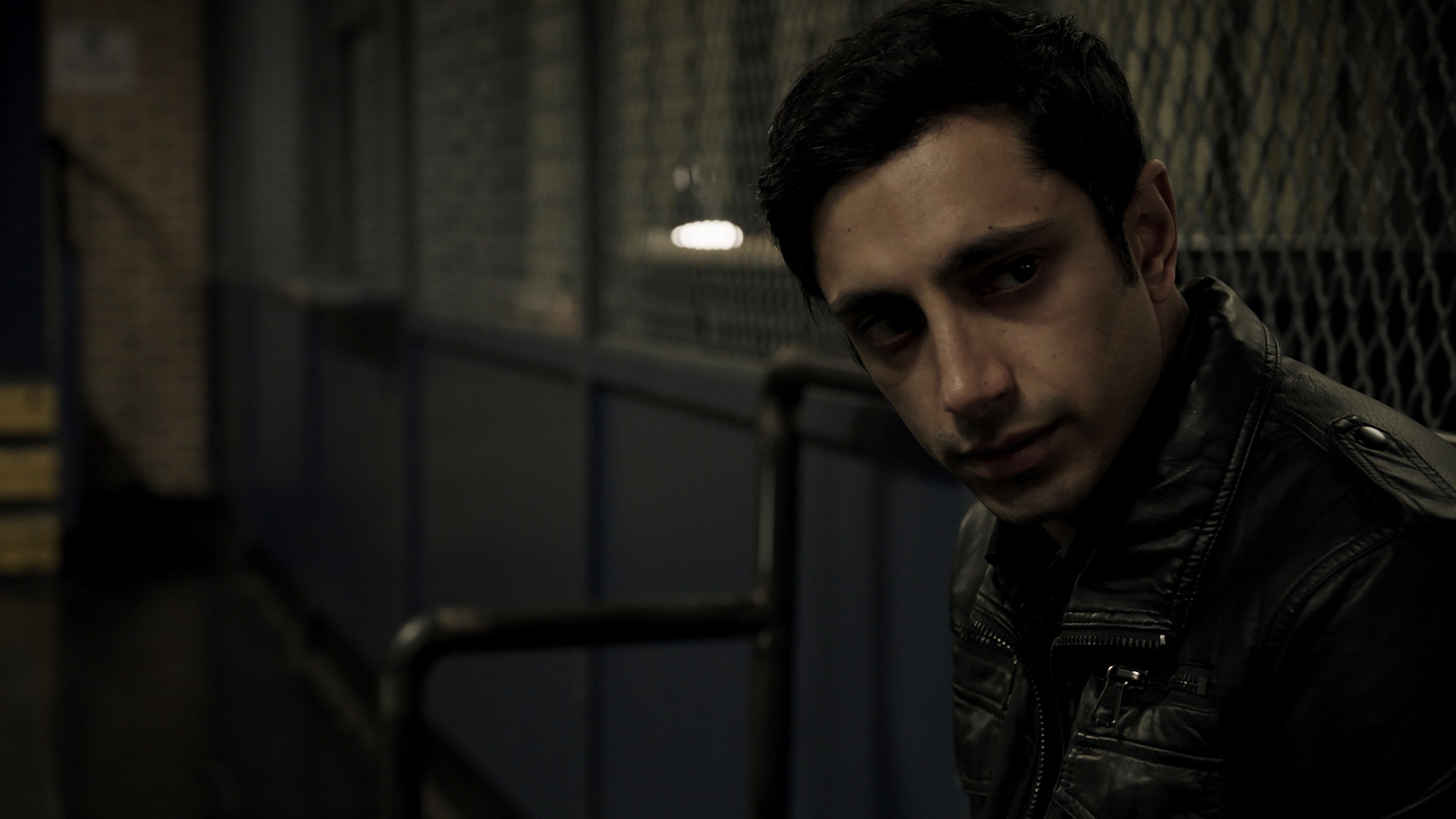 "Riz Ahmed as Nazir Khan in HBO'S ""The Night Of."" (HBO)"