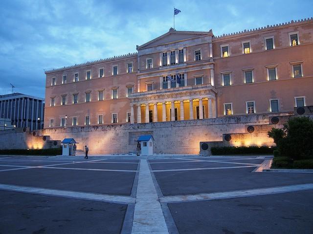 Syntagma Square, Athens | © Dario Sušanj/Flickr