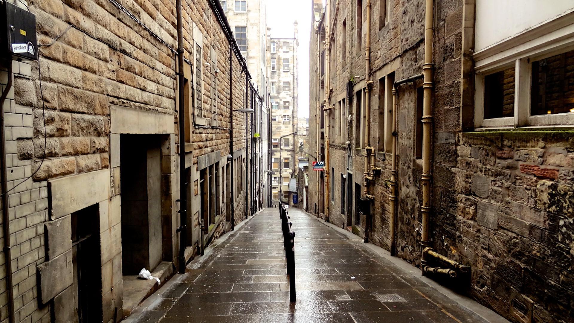 Edinburgh Close | © Werner Bayer/Flickr