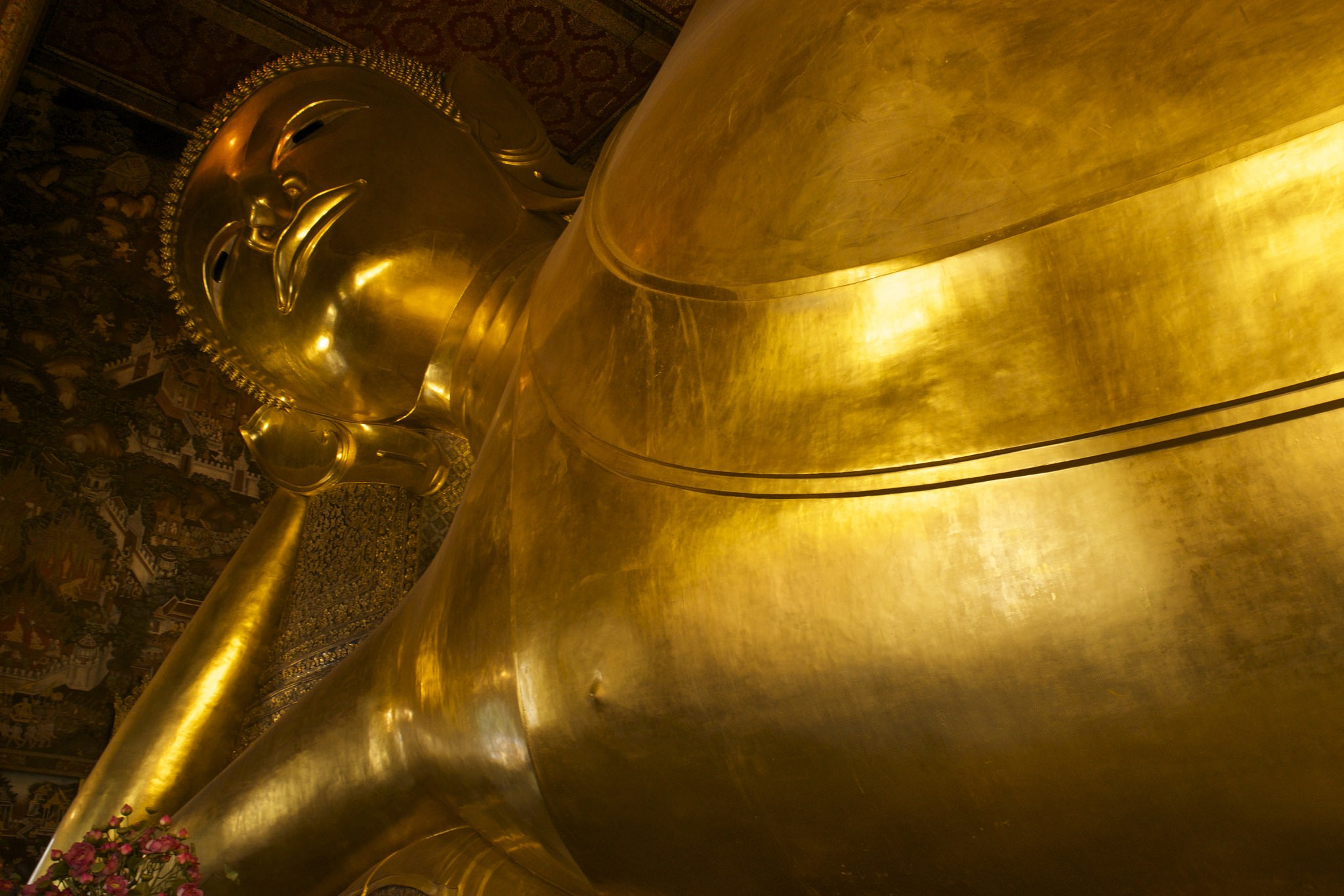 Wat Pho in Bangkok/Courtesy of Kelly Iverson