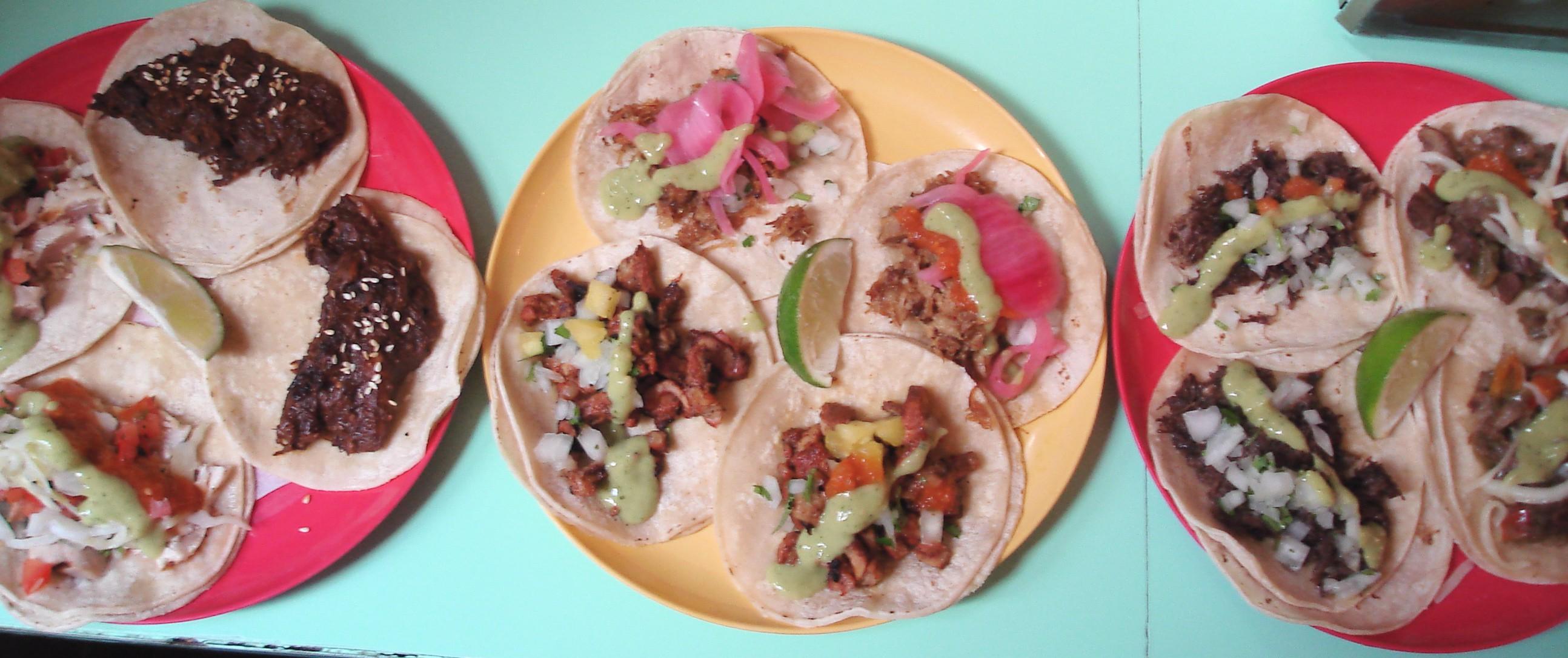 Tacos | © Vancouver Bites!/Flickr