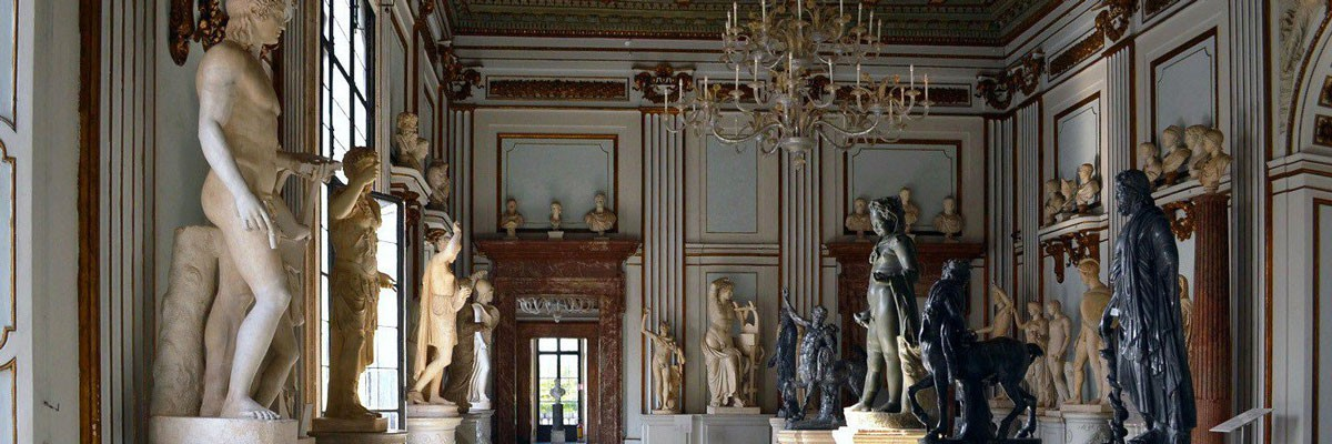 Great Hall of the Capitoline Museums | © Livia Hengel