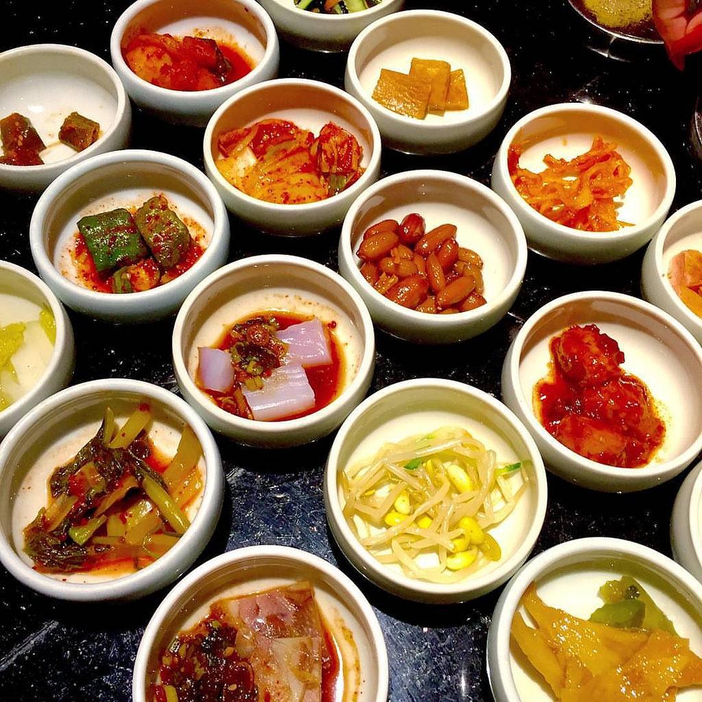 Korean ban chan © Flickr/dottie1277