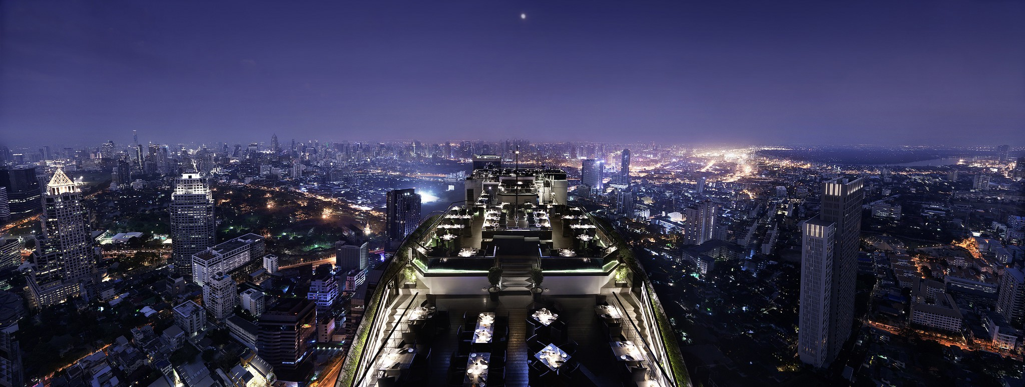 Vertigo Moon And Bar | © Courtesy of Banyan Tree