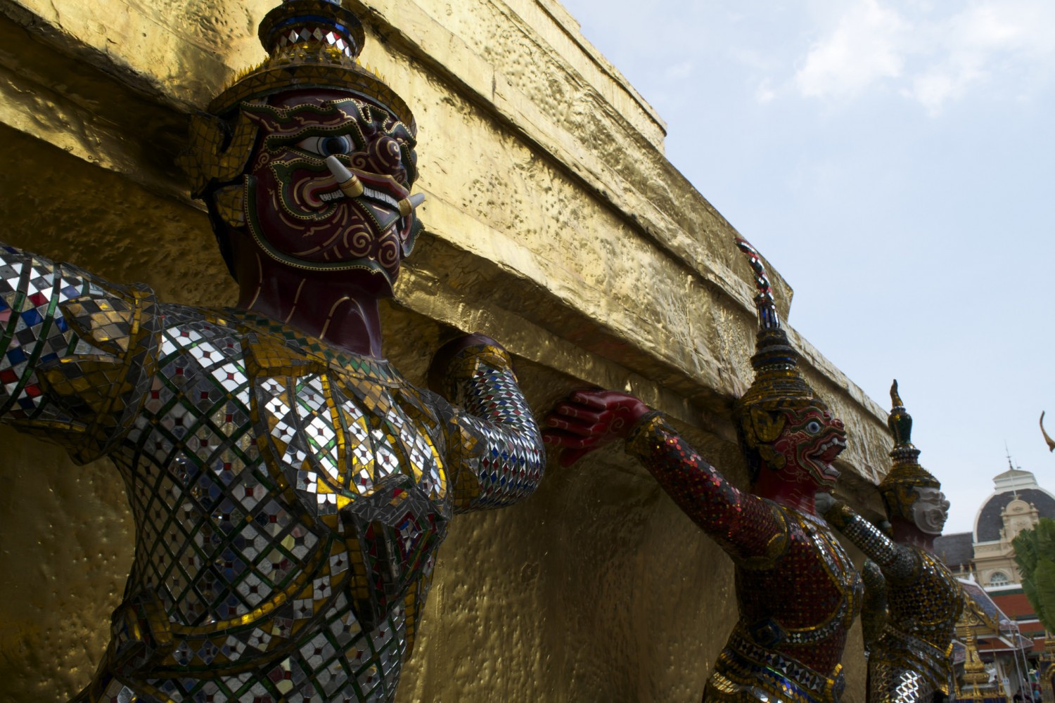 Wat Phra Kaeo | © Courtesy of Kelly Iverson