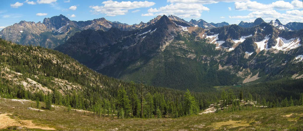 View from Pacific Crest Trail Cutthroat Pass | © Miguel Vieira/Flickr