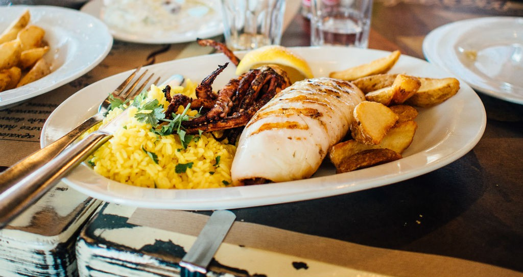 Seafood Plate | © stock.tookapic.com/Pexels