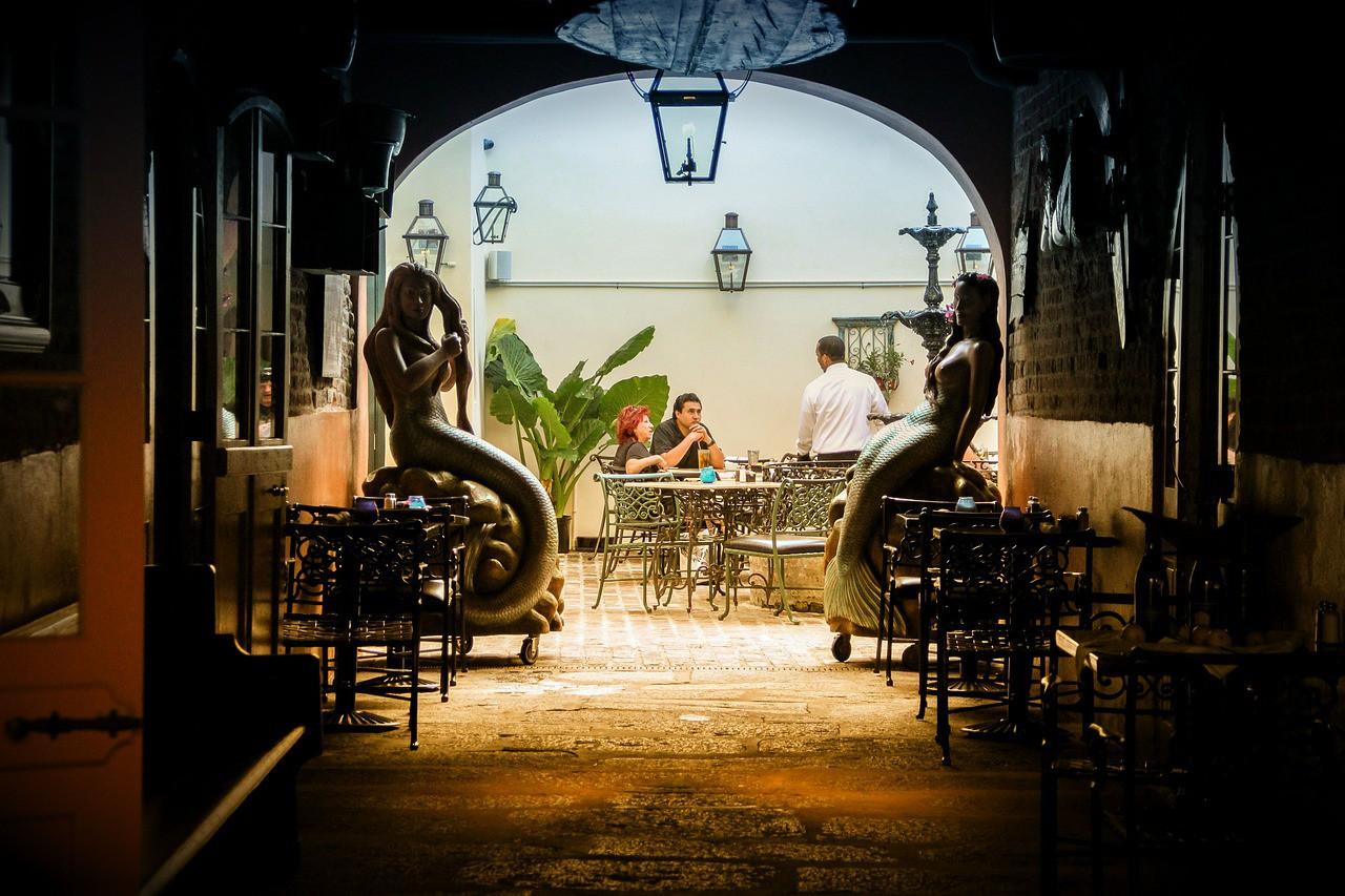 New Orleans Hotel/Pixabay