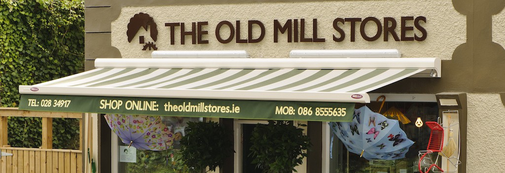 The Old Mill Stores, County Cork   Courtesy of The Old Mill Stores