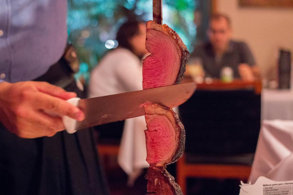 Meat skewers  © LWYang/Flickr