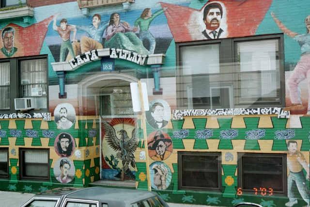 Street art in Pilsen   WikiCommons