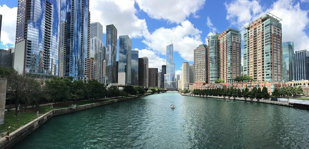 Chicago river | Via Pexels