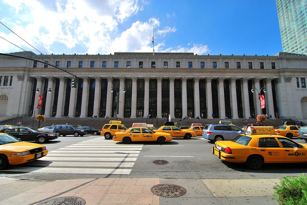 James Farley Post Office Building | © chensiyuan/WikiCommons