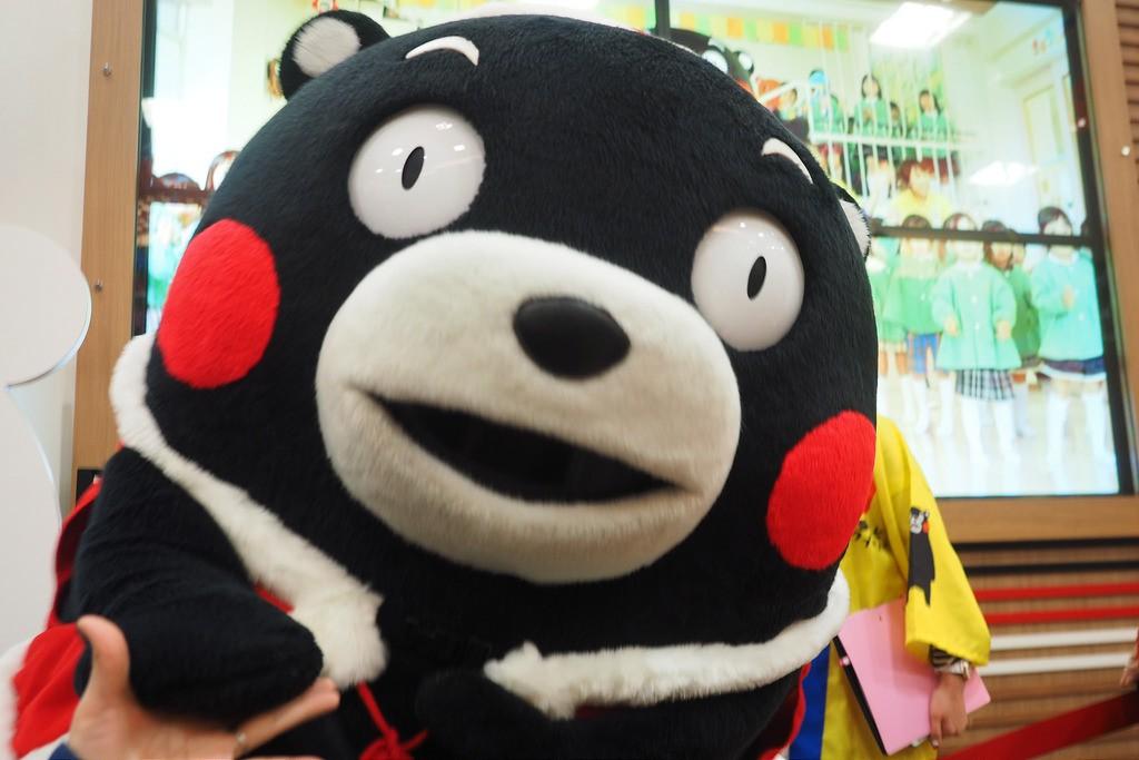 Kumamon mascot © othree/Flickr