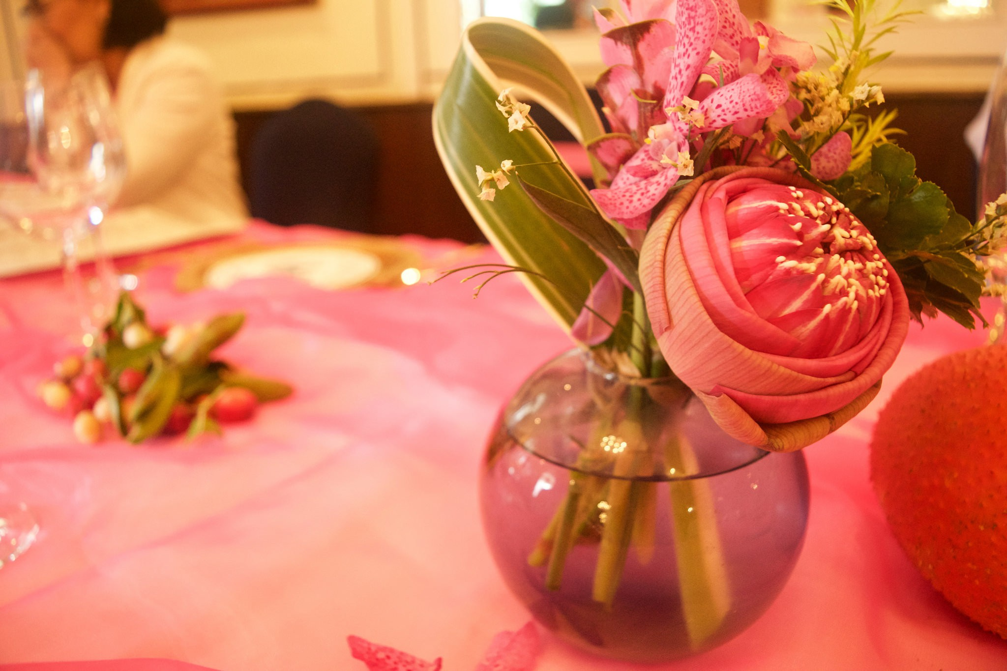 Table Decor | © Courtesy of Kelly Iverson
