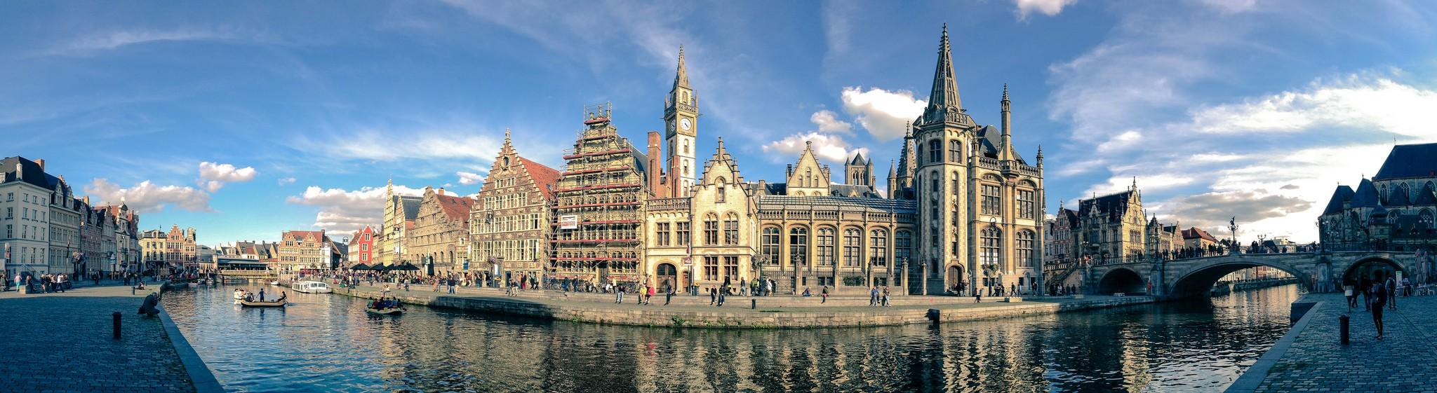 Ghent | © Mislav Marohnic/Flickr