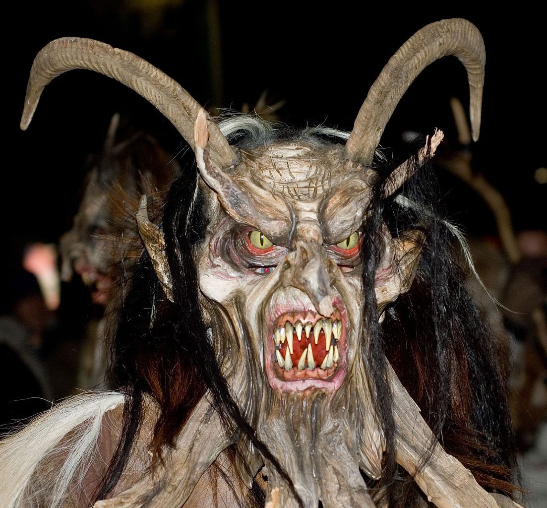 Christmas Horror Story Krampus.Everything You Need To Know About Krampus Germany S Scary