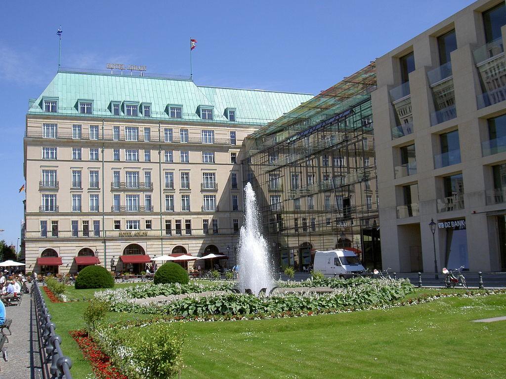 Hotel Adlon Kempinski Berlin   © Denis Apel
