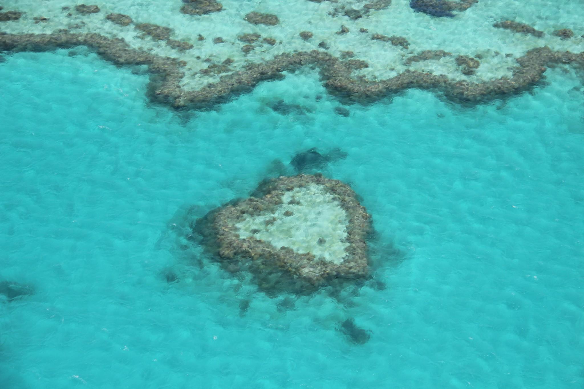 Heart Reef | © Gary Bembridge/Flickr