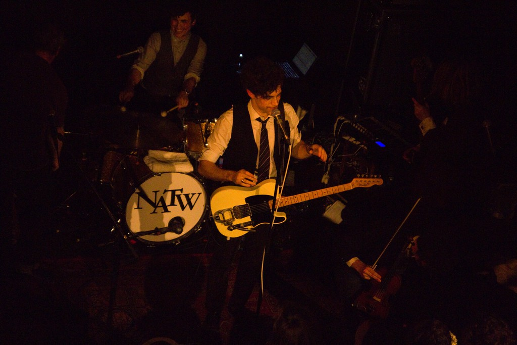 Noah and the Whale perform in Whelan's Dublin | © Andy Doyle/Flickr