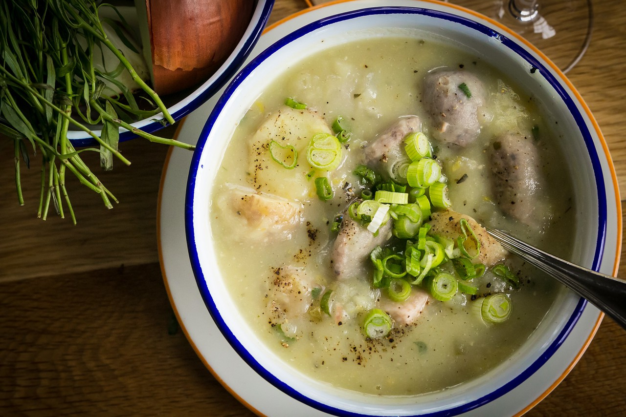 Dublin Coddle | Courtesy of The Woollen Mills
