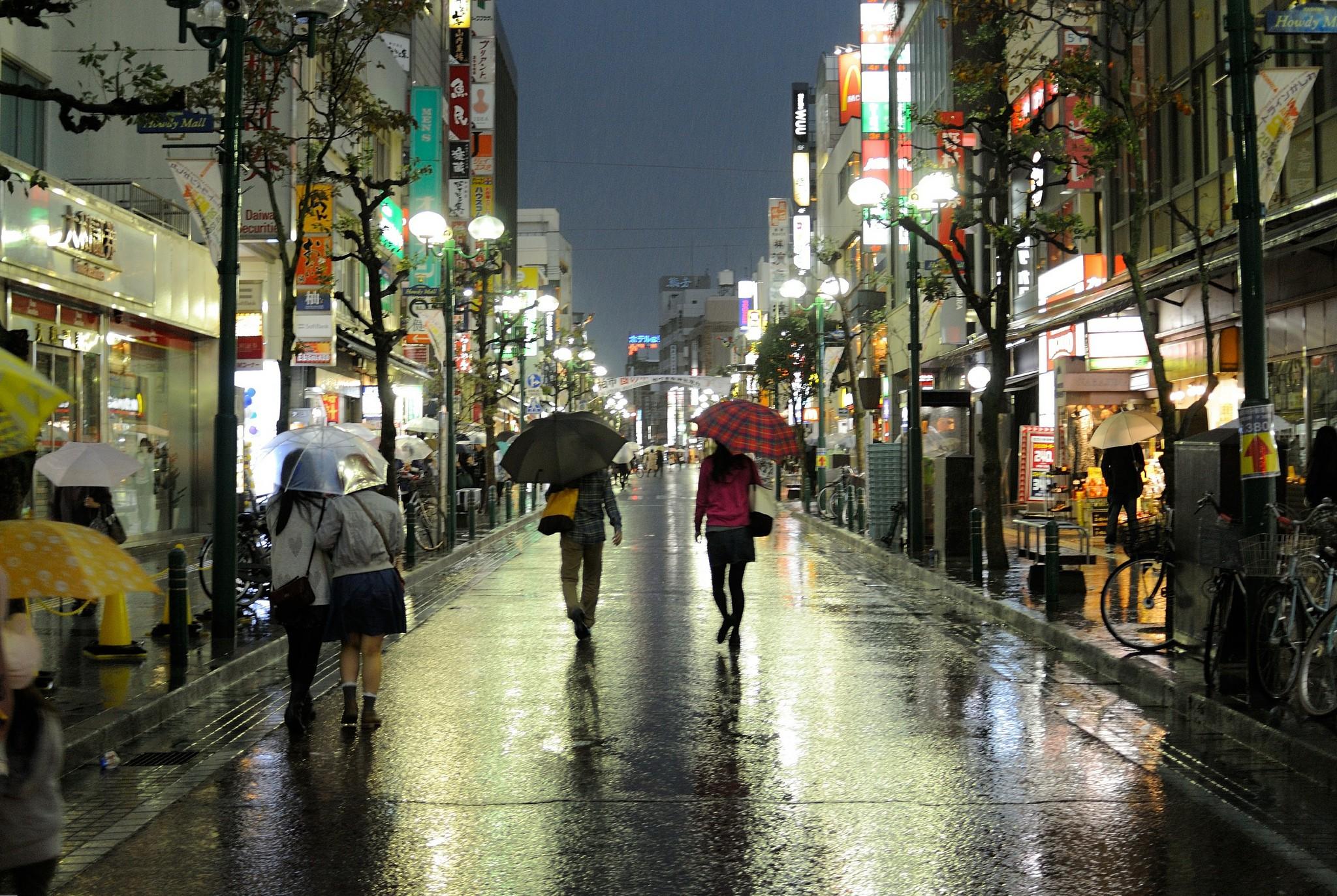 Pedestrians in Kashiwa-shi |© Keromi Keroyama / Flickr