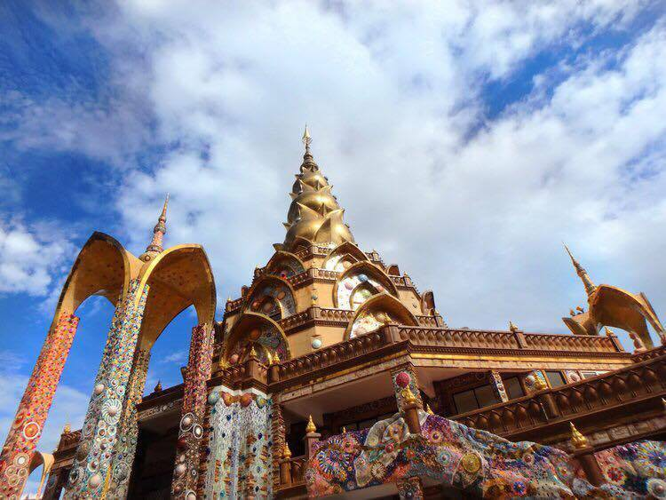 Wat Pha Sorn Kaew | © Courtesy of Kelsey Madison