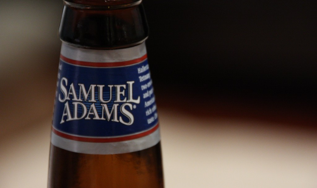 Samuel Adams Beer | © Jason Evans / Flickr
