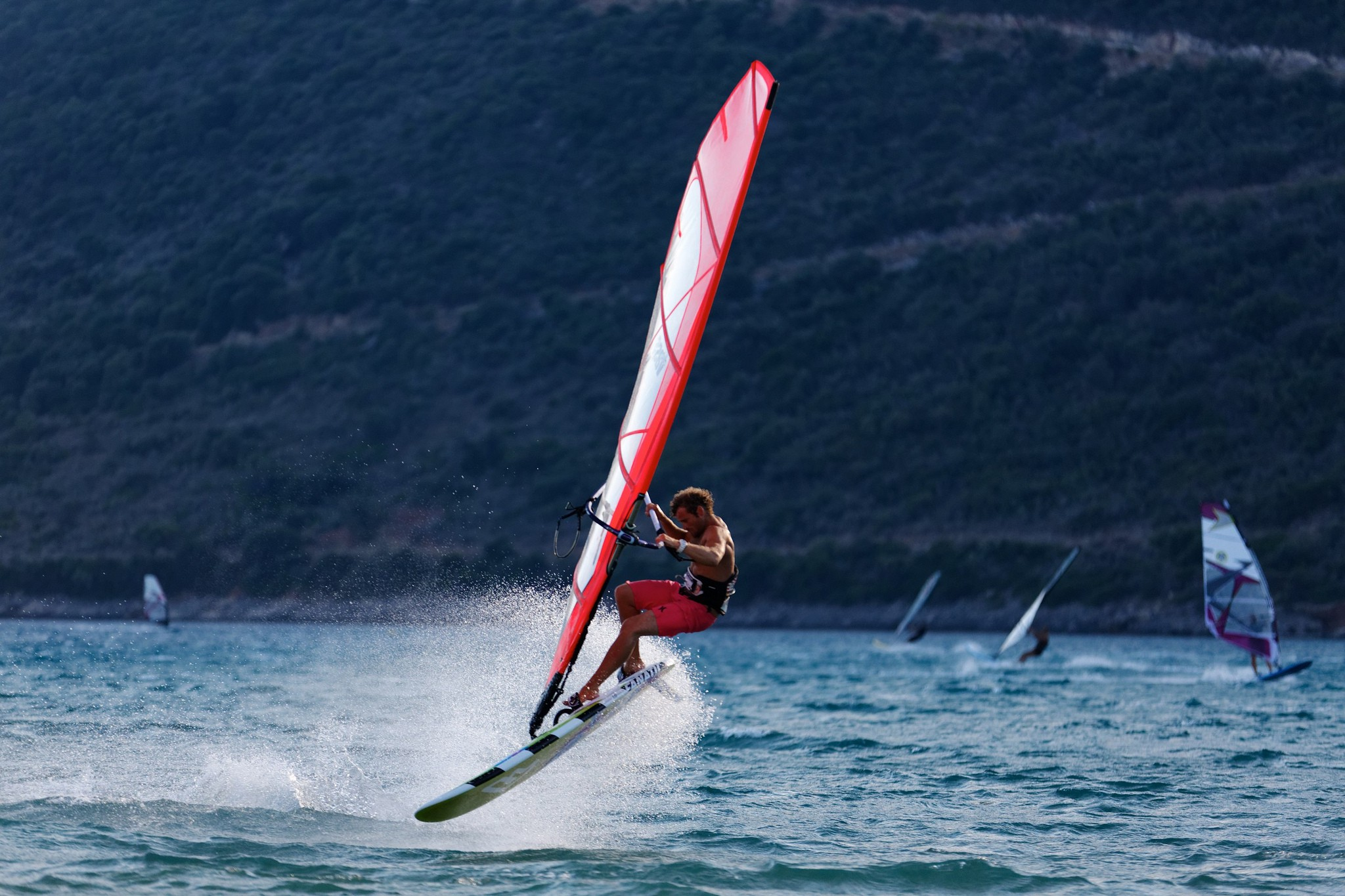 Windsurfing | © Alastair Campbell/Flickr