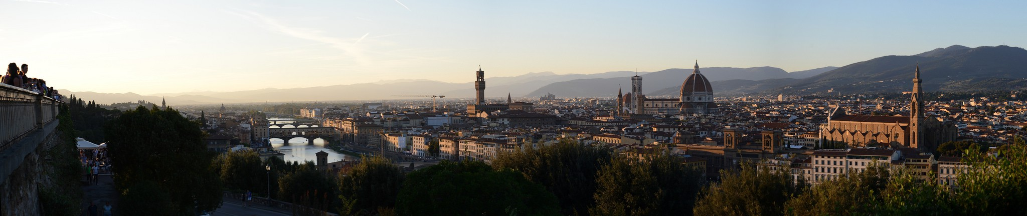 Florence Panorama | © Brendan Campbell / Flickr