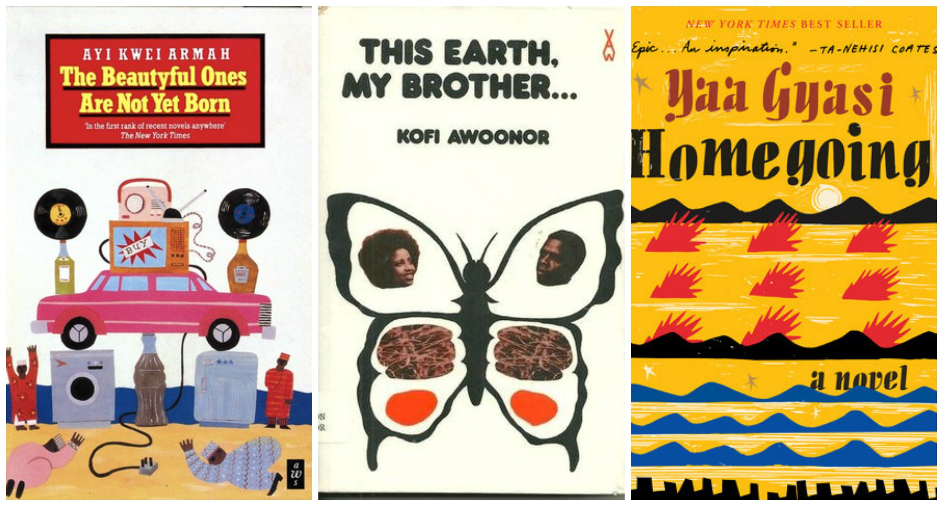 An Introduction To Ghanaian Literature in 5 Writers