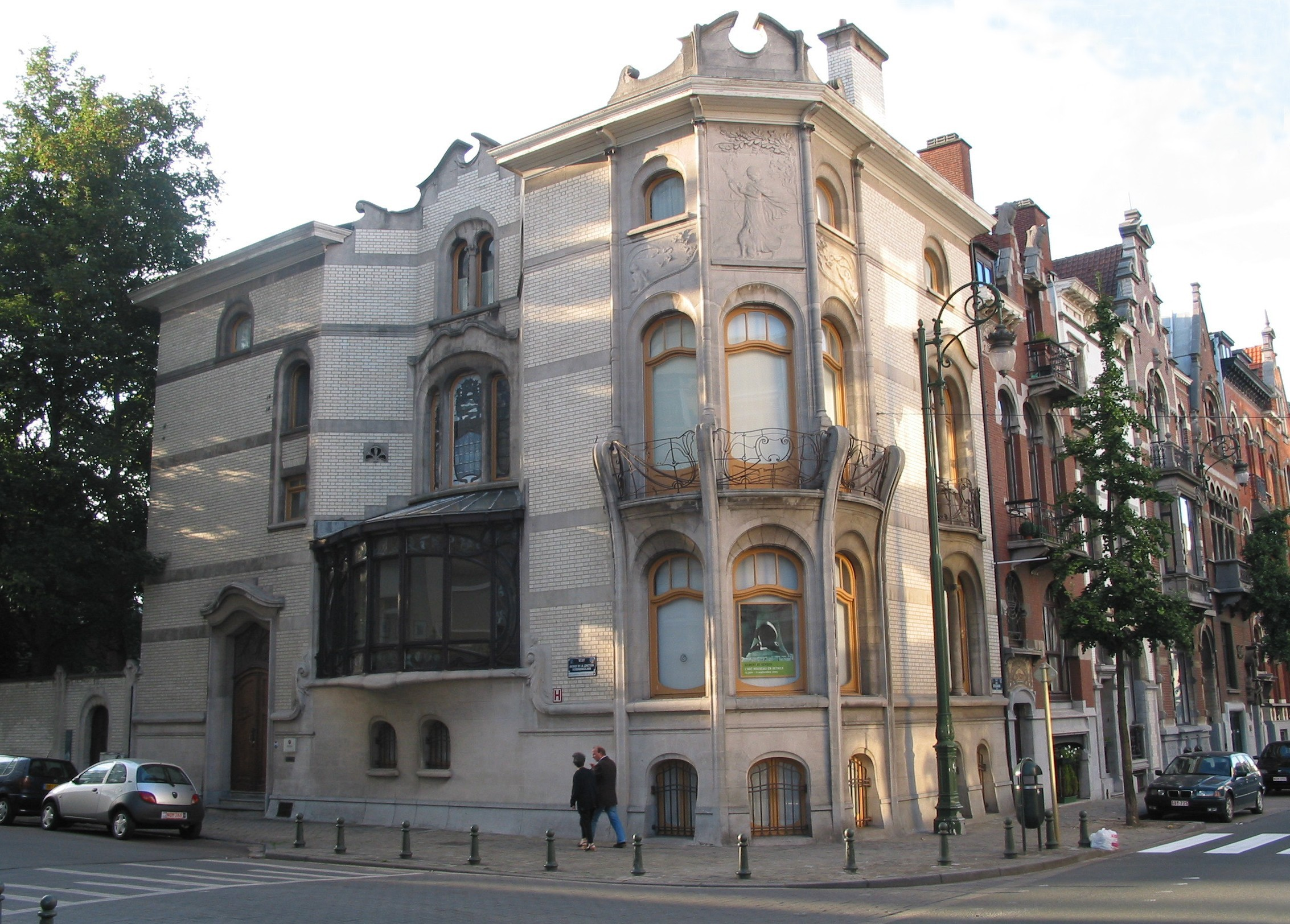 A Brief History of Art Nouveau in Belgium