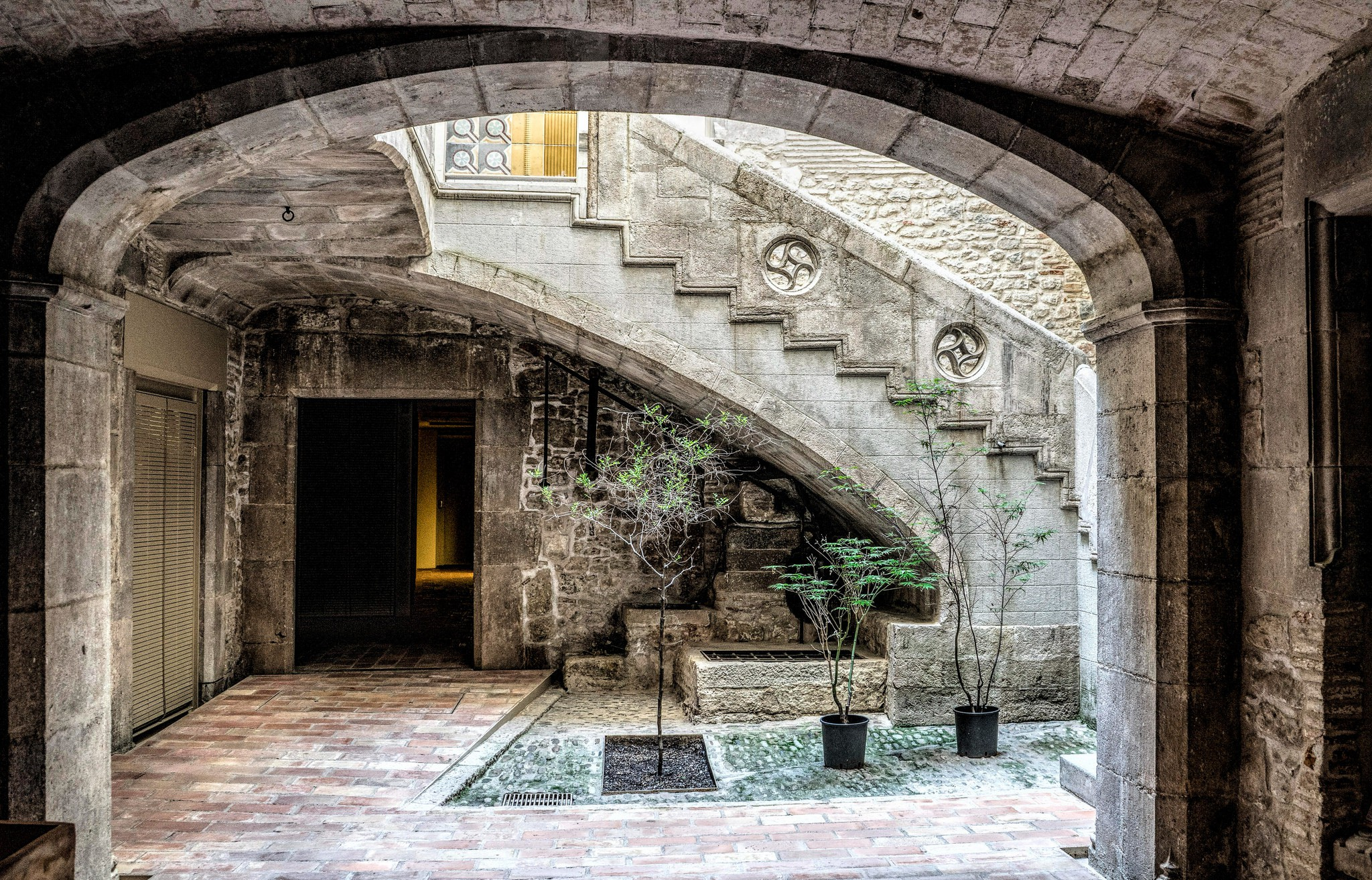 Jewish Quarter in Girona, Spain | © Enric  Rubio Ros / Flickr