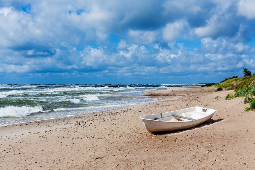 Lithuania's beautiful beaches | ©Max Topchii/Shutterstock