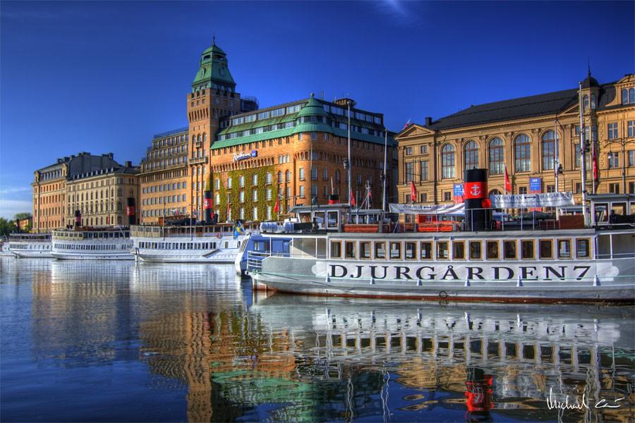 Stockholm | ©Michael Caven/Flickr