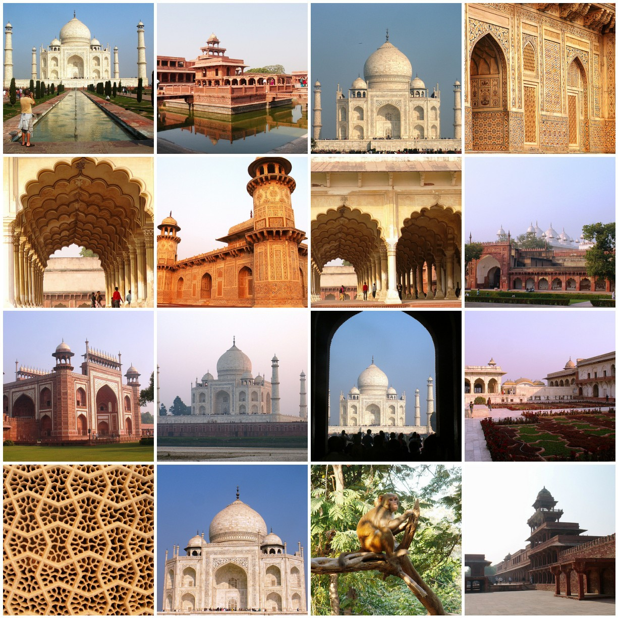 Wonders of Agra © Pedro/Flickr