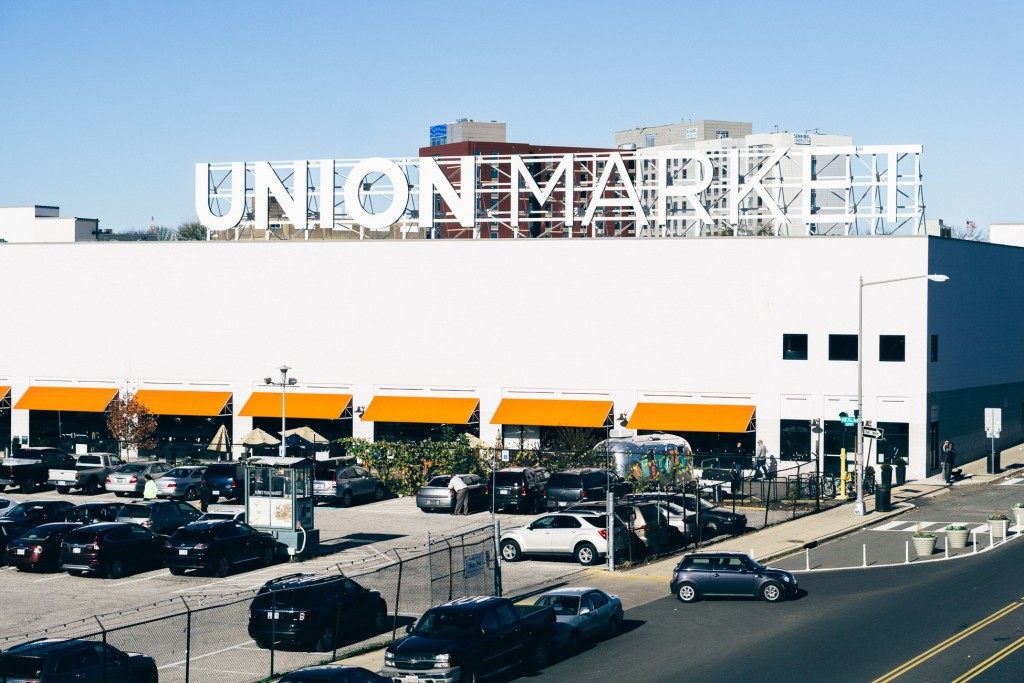 Union Market DC/ © james jackson