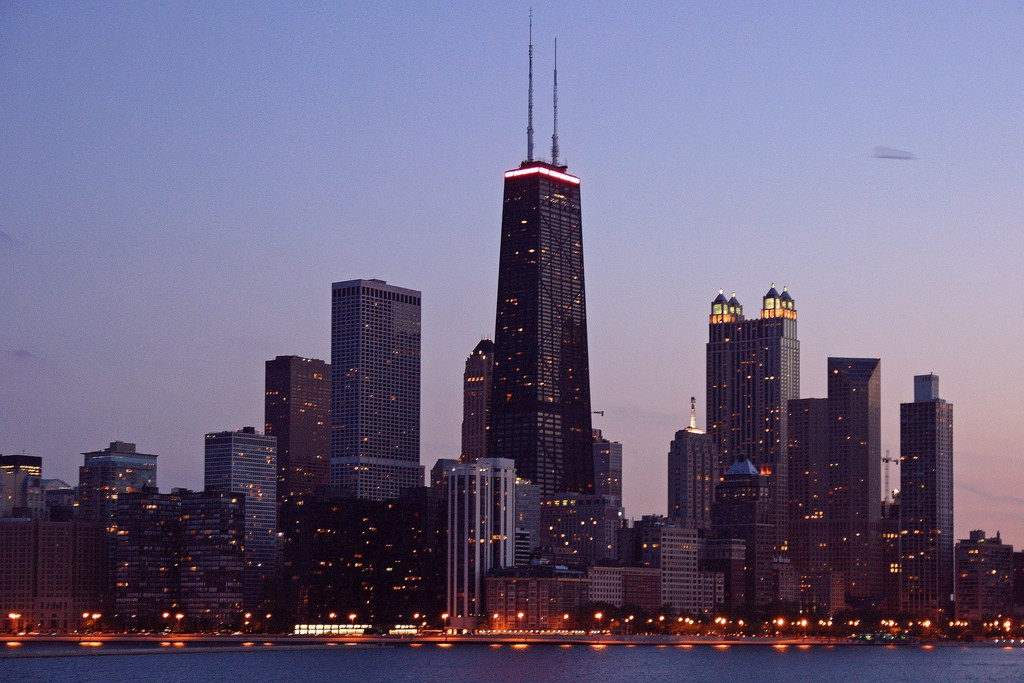 Chicago | © Bert Kaufmann / Flickr