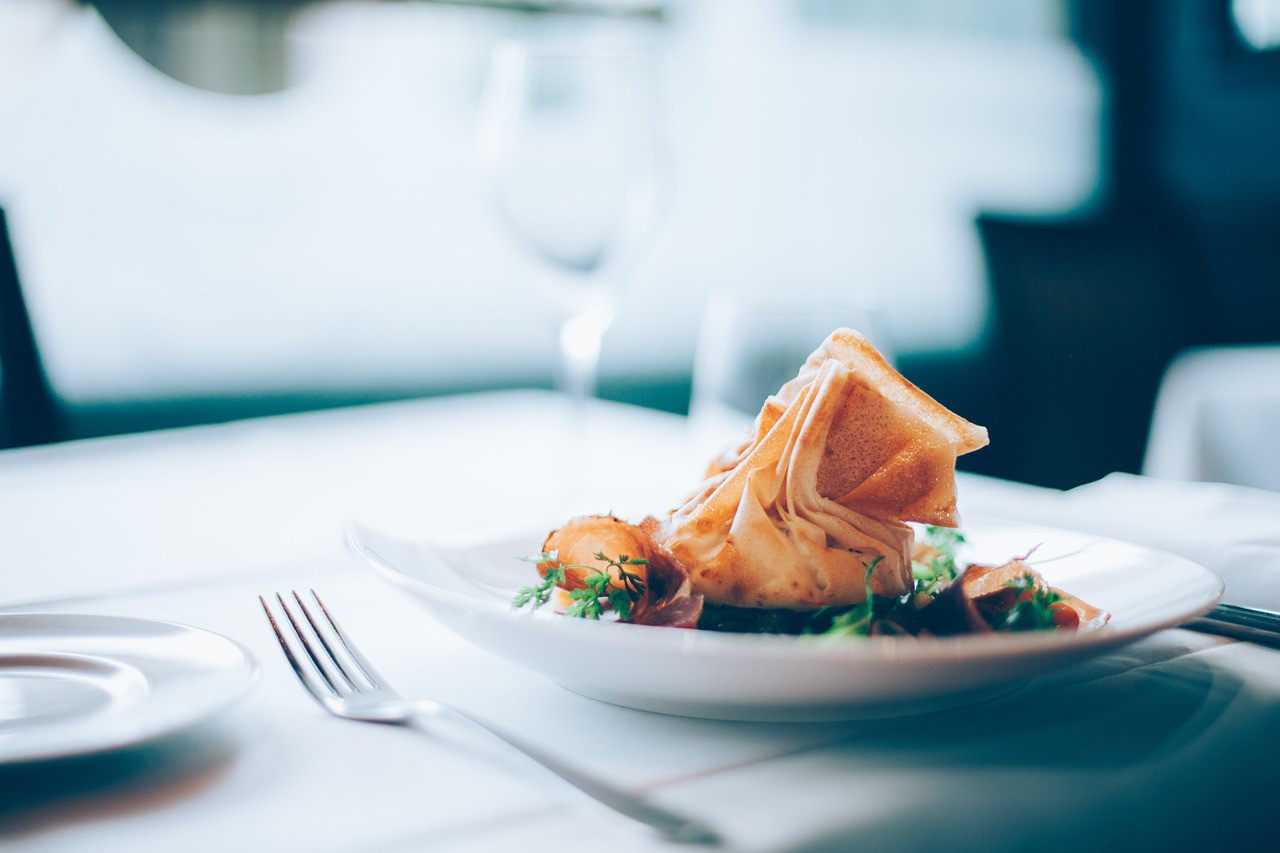 The Atelier Restaurant, Morrison Street