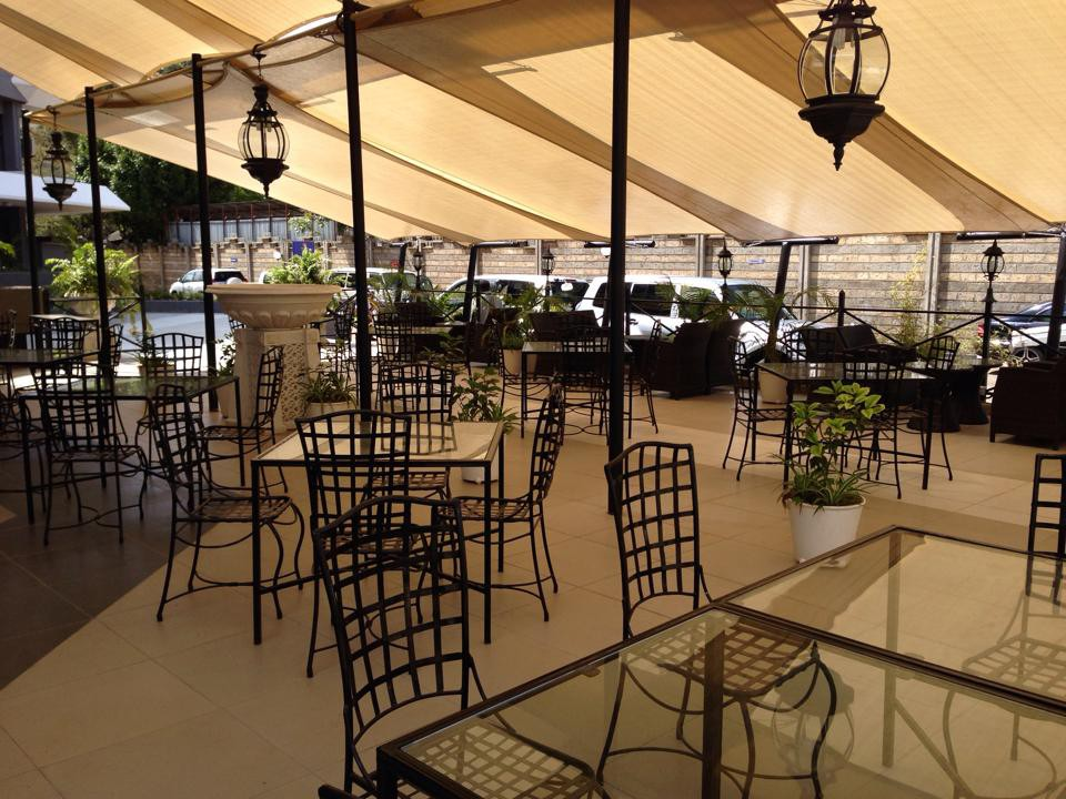 Four Cafe Bistro in Nairobi