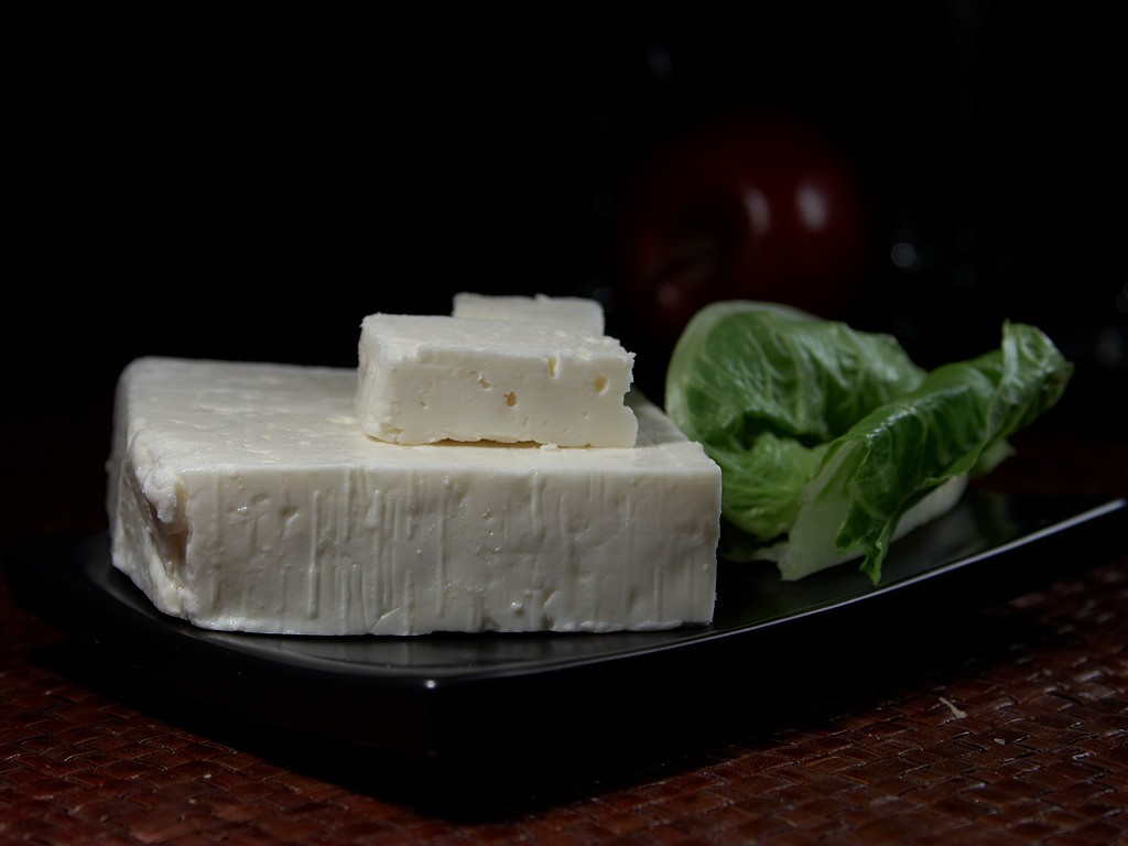 Sirene (Bulgarian Feta Cheese) I © Jon Sullivan/Wikimedia