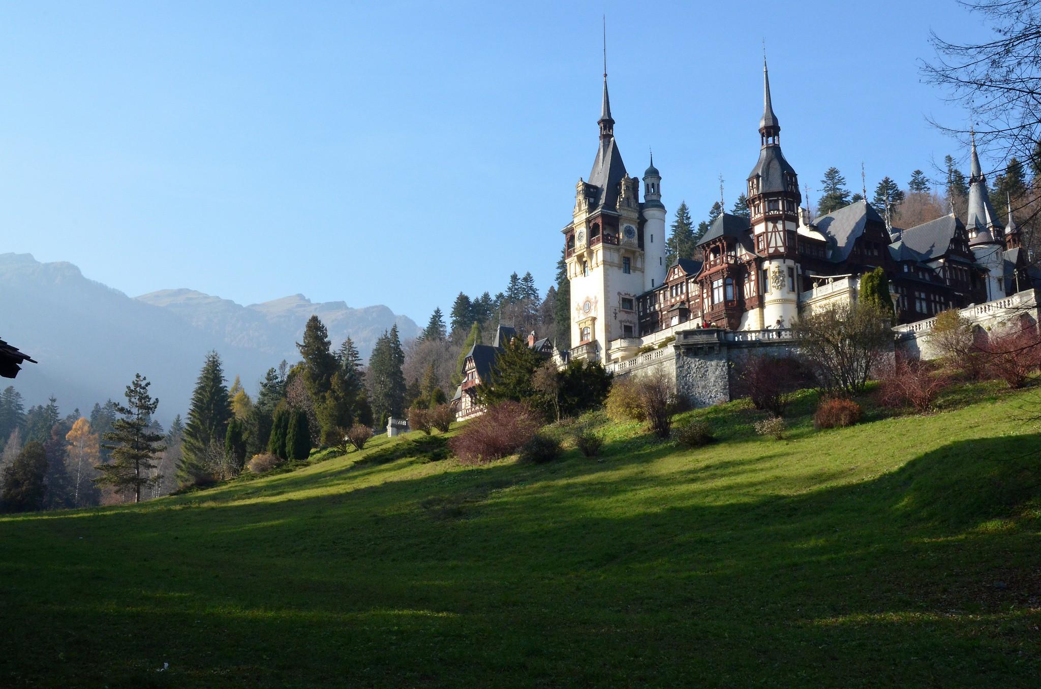 Peleș Castle | © Jace Johnson / Flickr