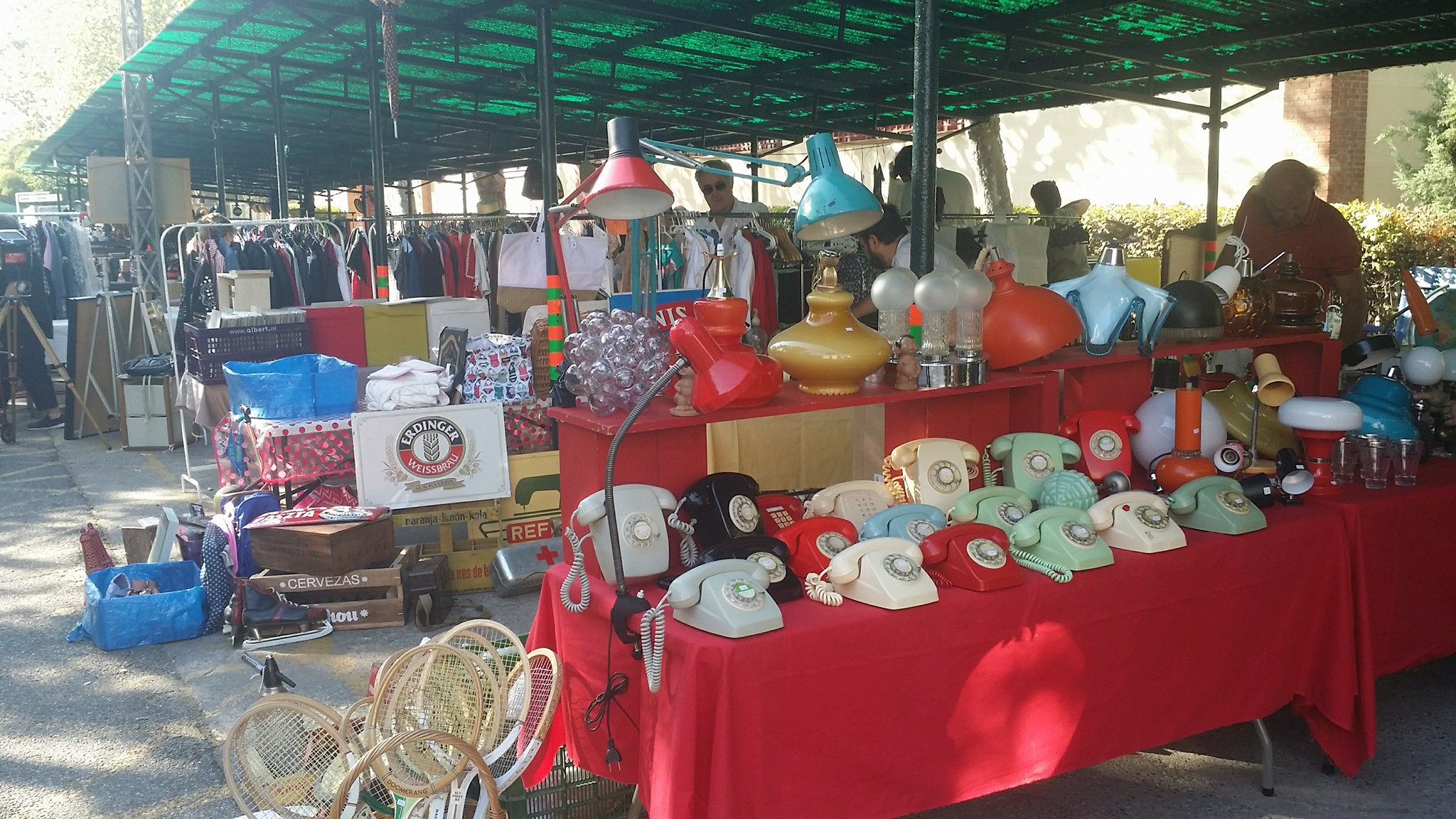 Outdoor goods for sale   © Mercado de Motores
