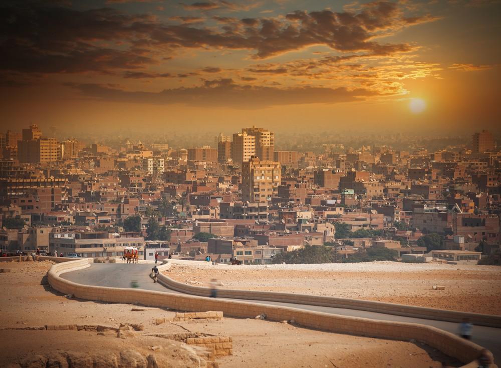 Cairo, Egypt. ©Skreidzeleu/Shutterstock