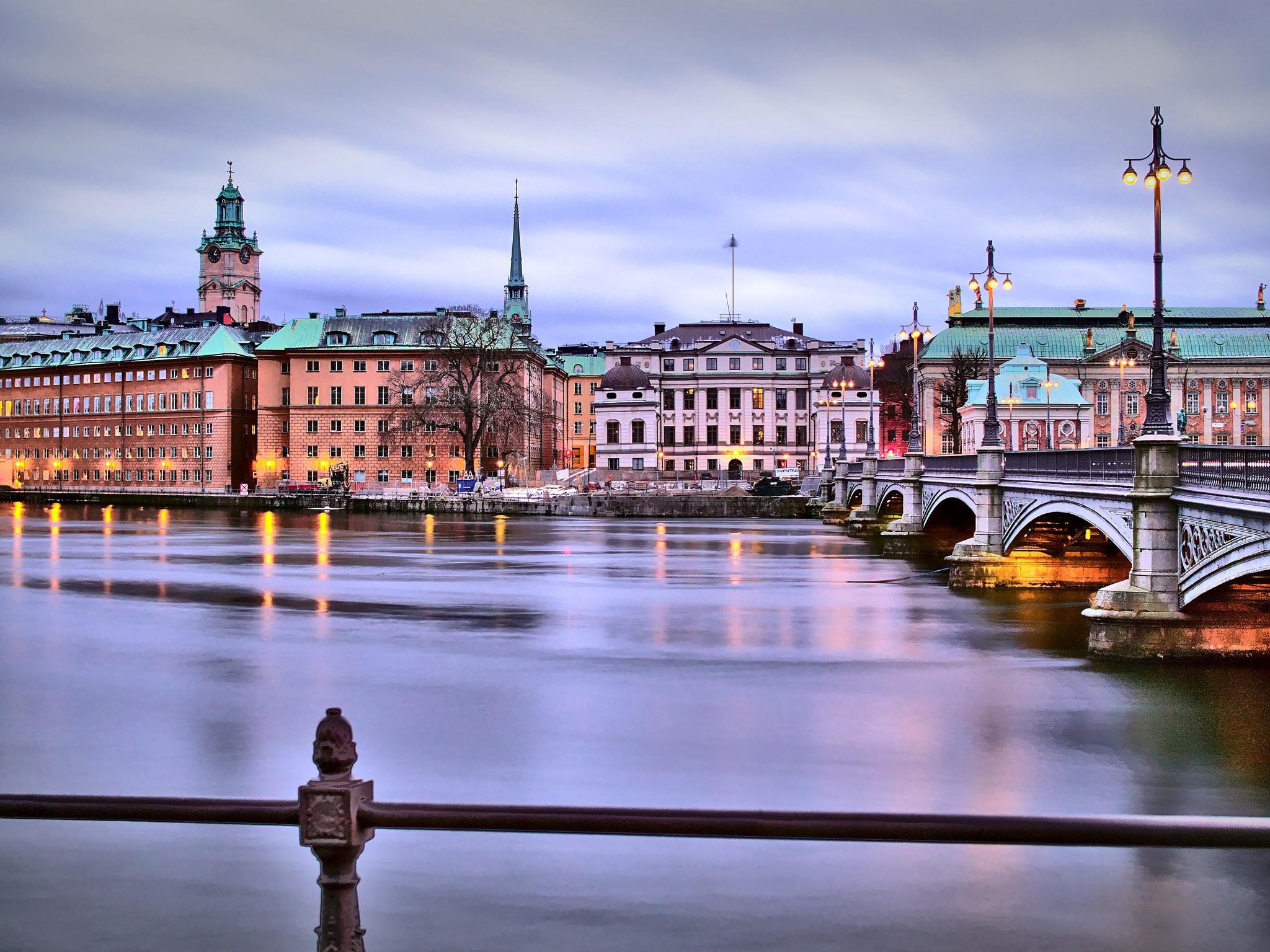 Discover non-tourist Stockholm | ©Thomas Fabian/Flickr