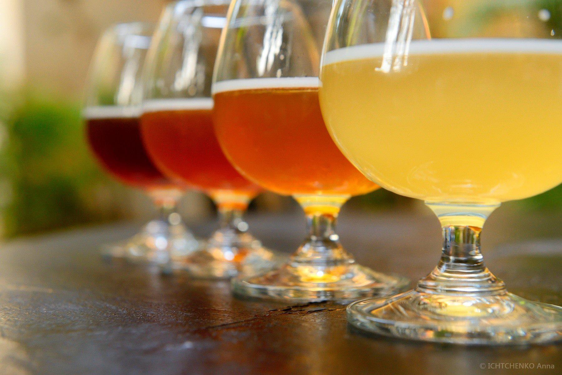 Botanico Wine & Beer Garden serves Cerevisia craft beer
