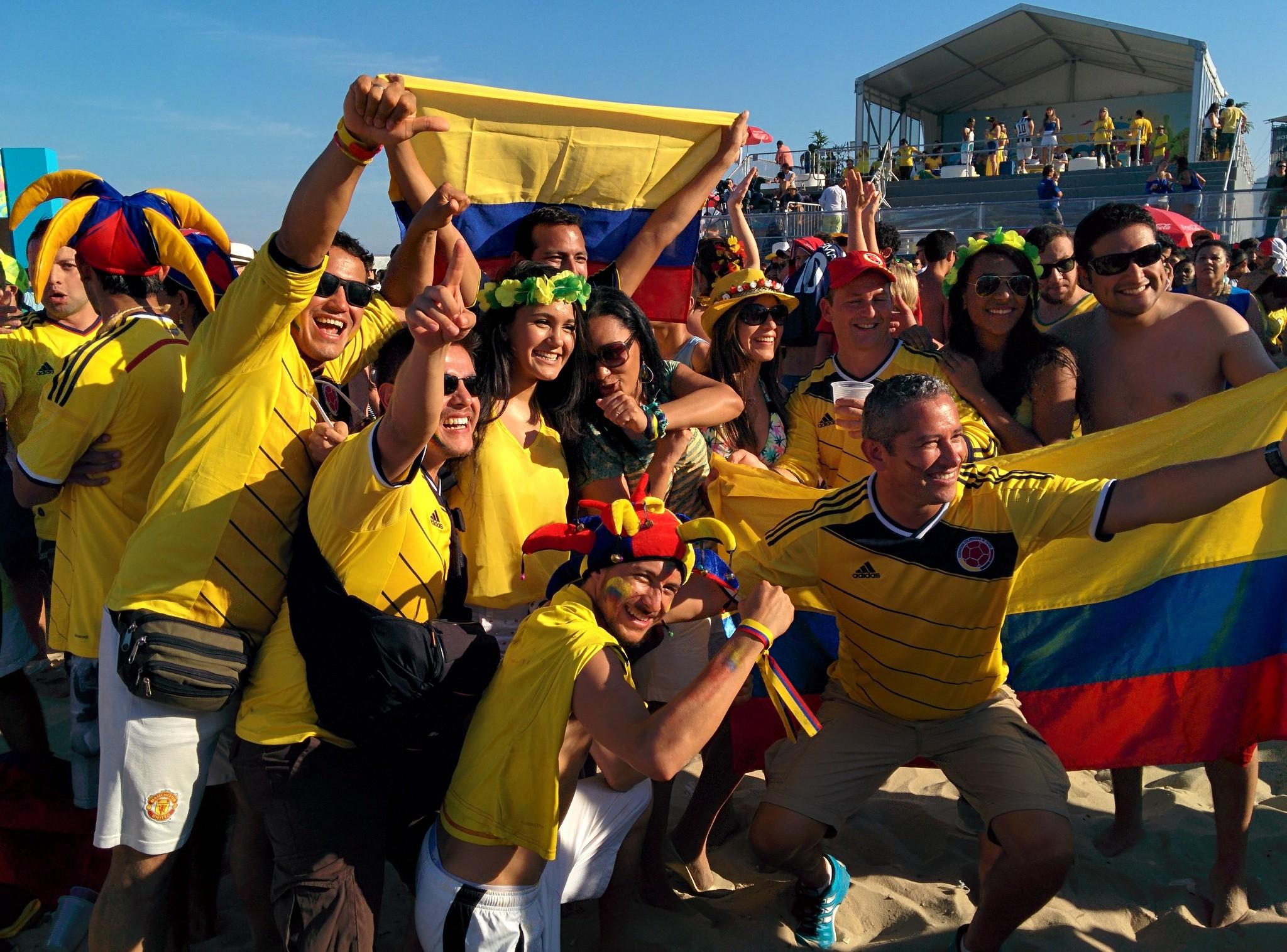 fe7c12a56f6 Colombian Football Celebrations © WM 2014   Flickr https   www.flickr.